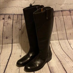 🆕Frye Carson Leather Tall Boots